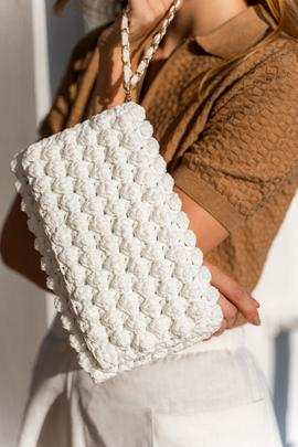Nina Bubble Clutch